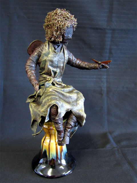 Sculpture by Susan McLeod