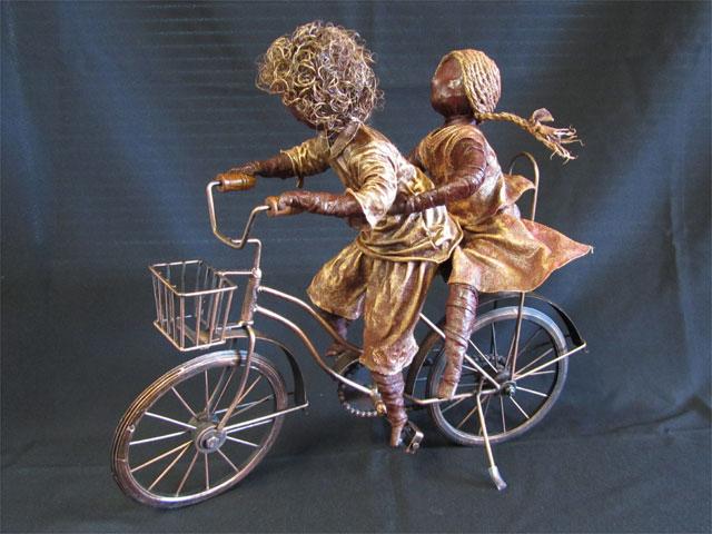 Sculpture by Susan McLeod