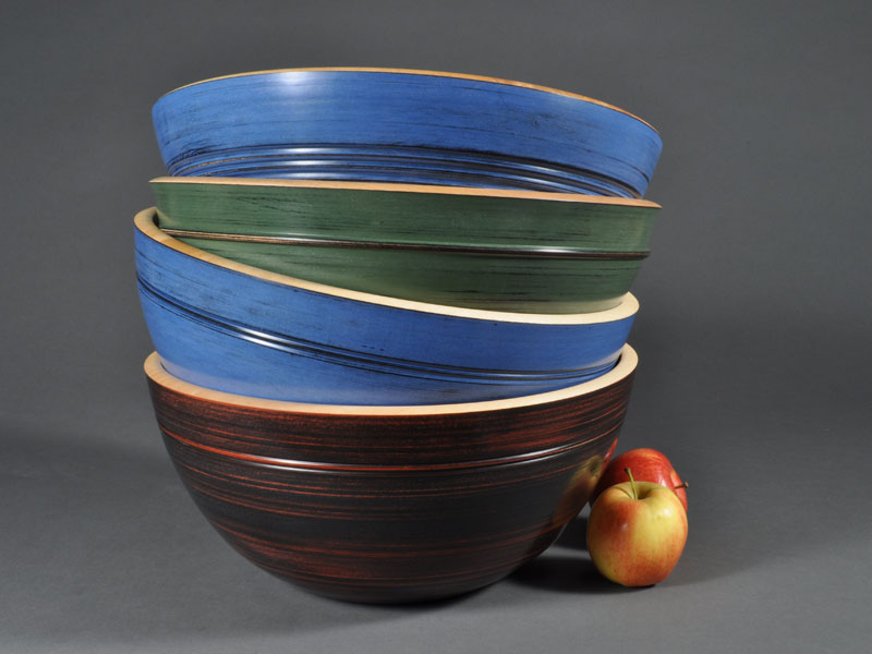Wood Bowl by Corin Flood