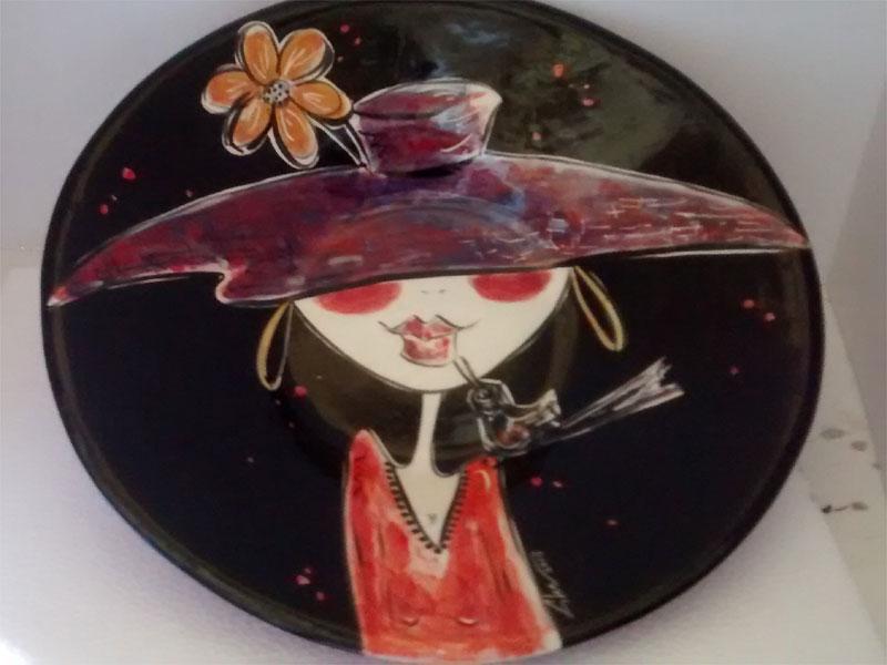 Platter by Sheila MacDonald