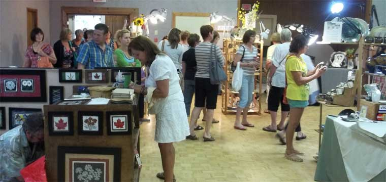 High Country Pottery Sale